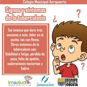 Tuberculosis al Colegio